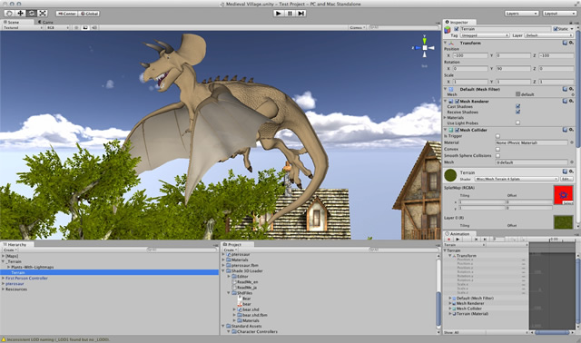CGTalk | Free Shade 3D for Unity for Windows Ships
