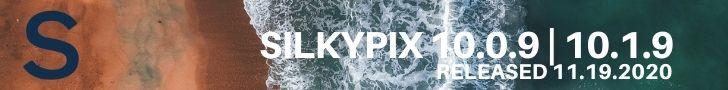 SILKYPIX 10.0.9 / 10.1.9 improves Auto Correction, adds Canon EOS R6, Fujifilm X-S10, Sony A7S III Cameras