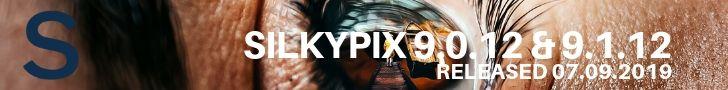 SILKYPIX 9.0.12 / SILKYPIX 9.1.12 adds fixes, Fujifilm GFX100 and Sony DSC-RX0M2 cameras