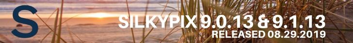 SILKYPIX 9.0.13 / SILKYPIX 9.1.13 adds fixes, Canon, Leica and Olympus cameras