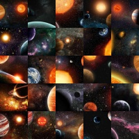 Space Backgrounds Volume 2