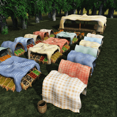 Gnome Village Market
