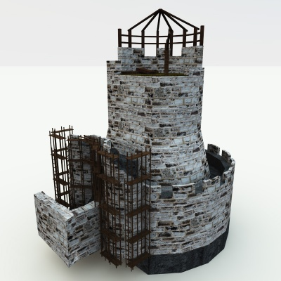Unfinished Medieval Tower