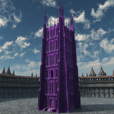 Tower of Transmutation