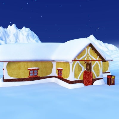 North Pole Library